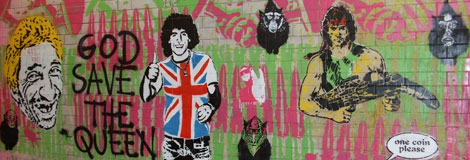 Banksy's Cans Festival