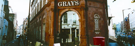 Grays Antiques