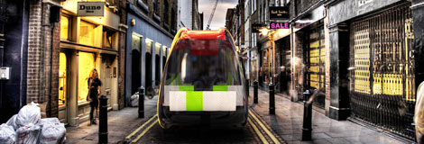 The future of London transport
