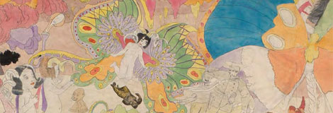 Untitled by Henry Darger