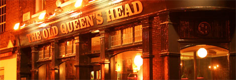 Old Queen's Head