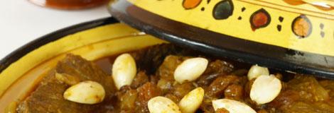 Algeria cuisine