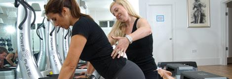 Fitness Cafe
