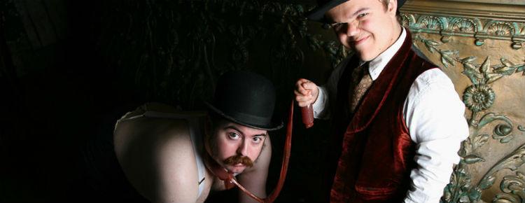 The Horror! - Tom Richards & Ben Goffe (leash)