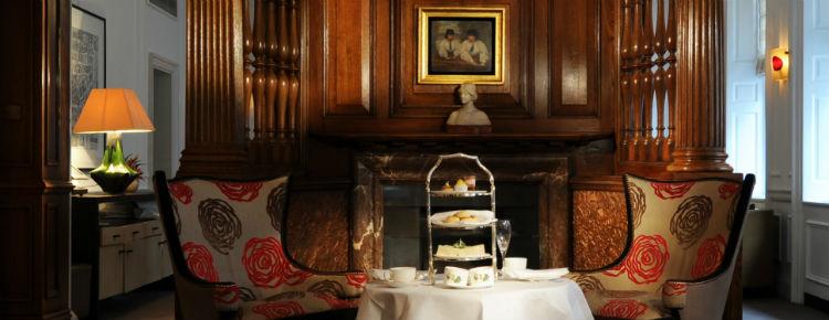 The English Tea Roomedit