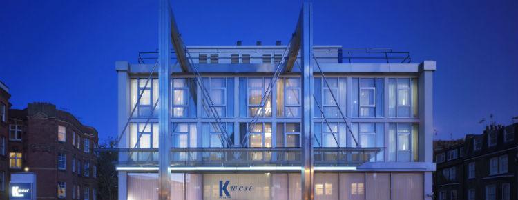 K West Hotel & Spaedit